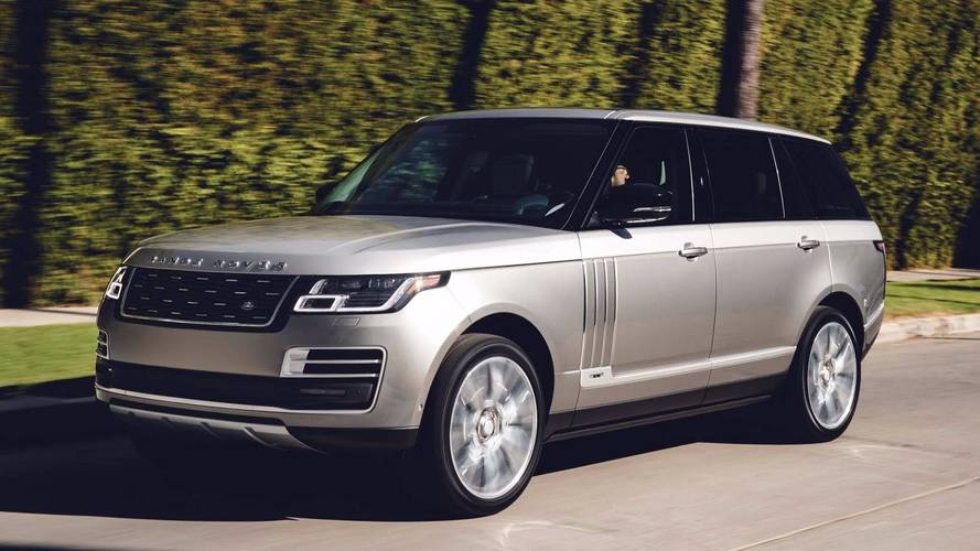 2021 Range Rover to be a lot lighter thanks to all-new platform