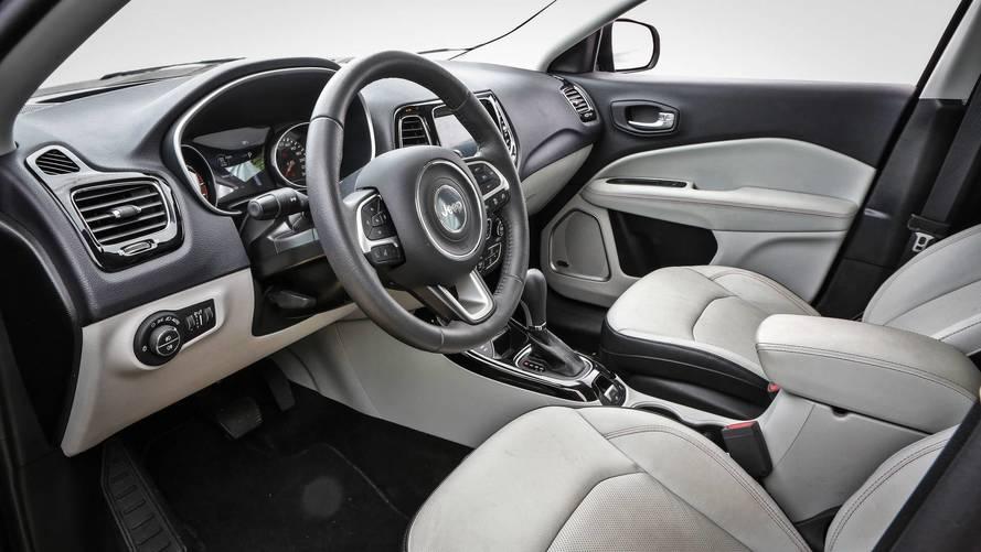 Jeep Compass turbodiesel