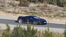 2015 McLaren P13 spy photo