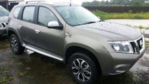 2013 Nissan Terrano spy photo 19.08.2013