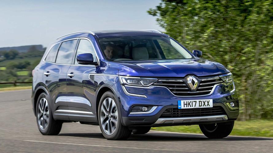 Confirmado pelo chefão, lançamento do Renault Koleos vira dúvida