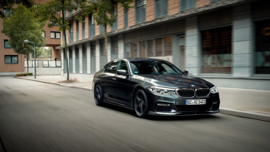 BMW 5 Series Sedan And Wagon By AC Schnitzer