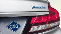 2015 Honda Civic Natural Gas