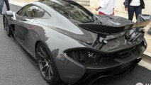 Jenson Button's McLaren P1