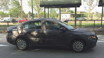 2016 / 2017 Fiat Linea spy photo