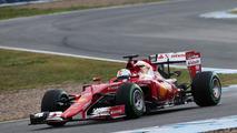Sebastian Vettel (GER), Ferrari SF15-T / XPB