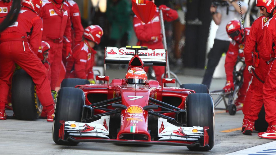 Amid Alonso commotion, Raikkonen staying put