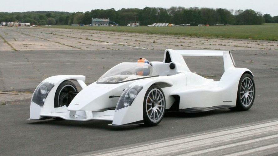 Caparo T1 Race Extreme Version Specs Announced Plus Climate Option