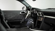 Porsche 911 GT3 Snowmobile by Magnat - 22.6.2011