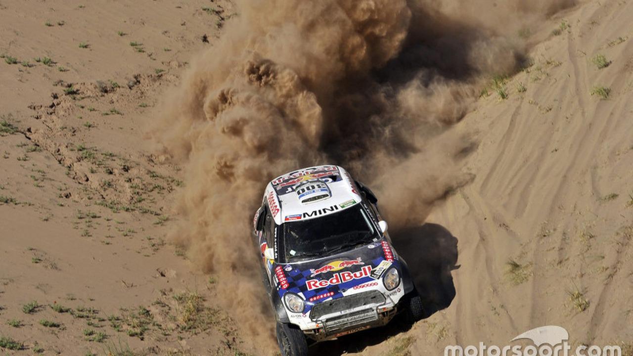 #300 Mini: Nasser Al-Attiyah and Matthieu Baumel