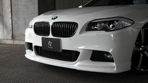 BMW 5 Series M-Sport aero package by 3D Design, 900, 13.05.2011