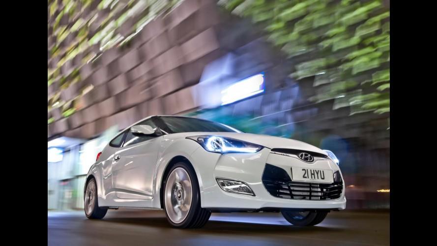 Hyundai Veloster 2012: Super galeria com mais de 100 fotos com todas as cores e poses