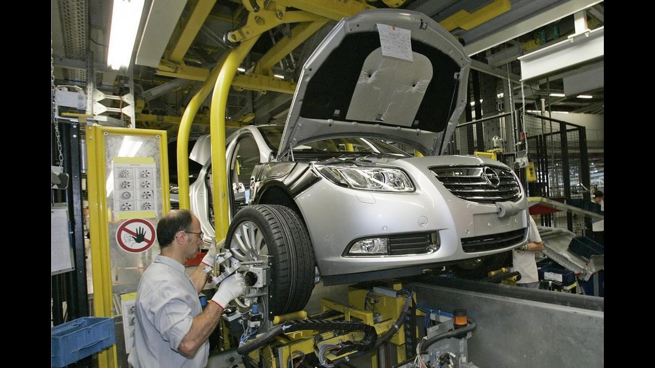 General Motors amarga prejuízo de US$ 1,8 bilhão em 2012 e não lucra na Europa há 13 anos