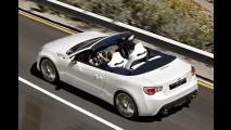 Frustrante: Toyota desiste de versões conversível e turbo do GT 86