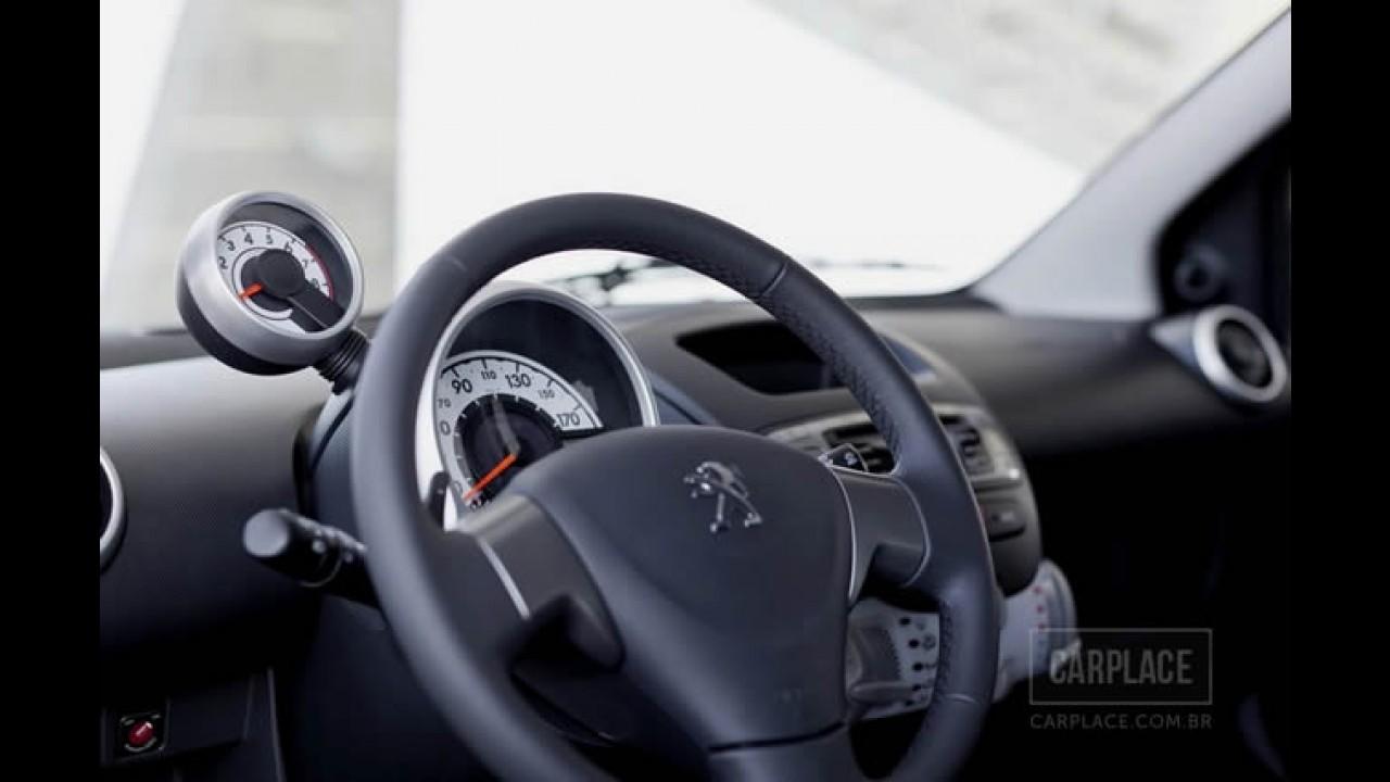 Novo Peugeot 107 será lançado este mês no Uruguai