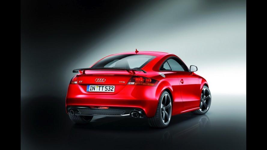 Audi lança edição especial S Line Competition para o esportivo TT