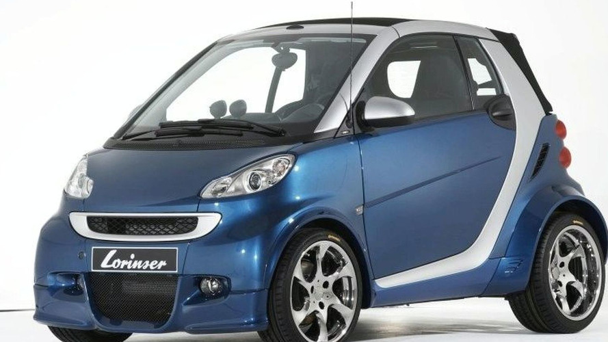 Lorinser Tune Second-Generation smart fortwo