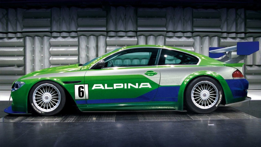 Alpina Returns to Racing with B6 GT3