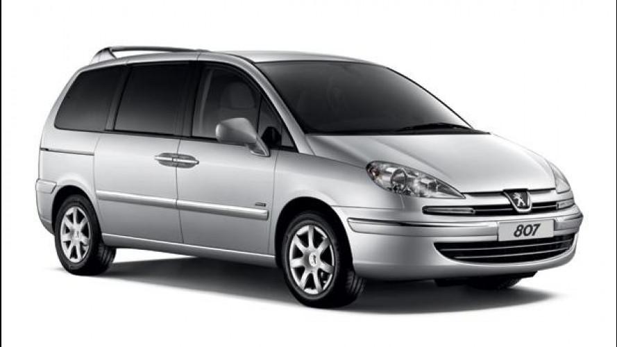 Peugeot 807 MY 2013
