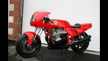 L'unica moto Ferrari, la 900 cc