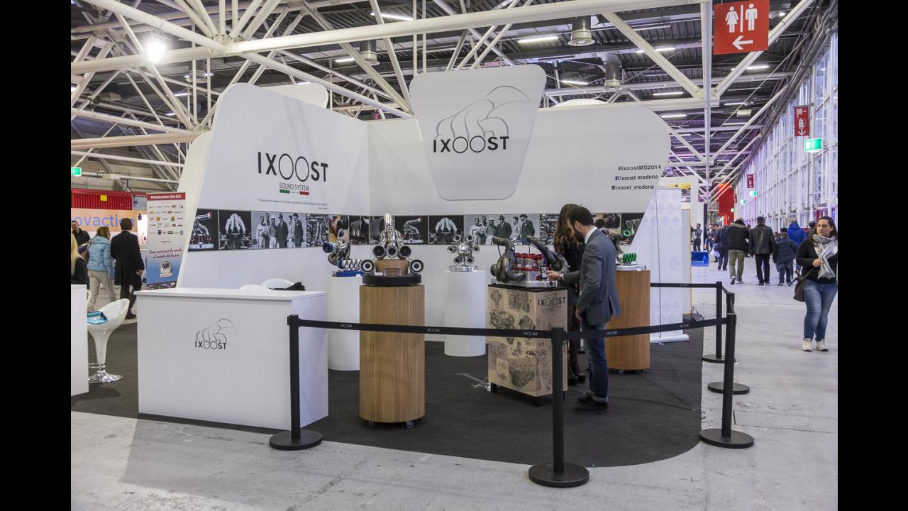 IXOOST al Motor Show 2014