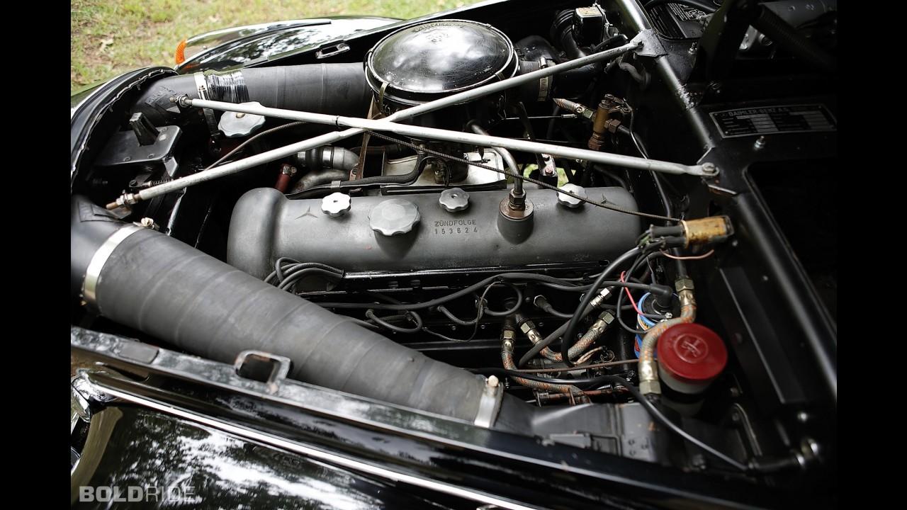 Mercedes-Benz 220 Cabriolet B Convertible