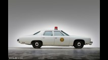 Chevrolet Impala Four-Door Sedan Fire Chief's Car
