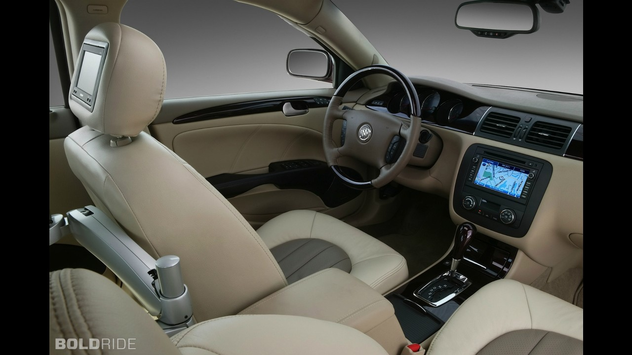 Buick Lucerne CST by Stainless Steel Brakes Corporation