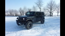 Jeep Wrangler Unlimited Rugged Ridge