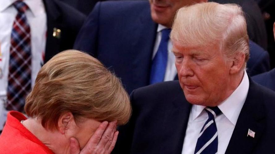 Trump minaccia l'Europa su Twitter: dazi auto al 25%