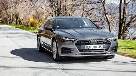 Essai Audi A7 Sportback (2018) - En avance sur son temps