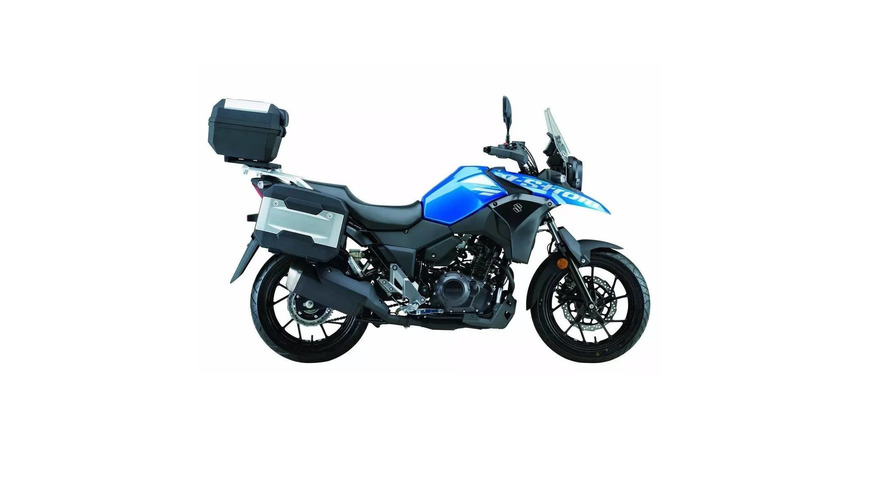 new suzuki v strom 250 and gsx250r coming to europe. Black Bedroom Furniture Sets. Home Design Ideas