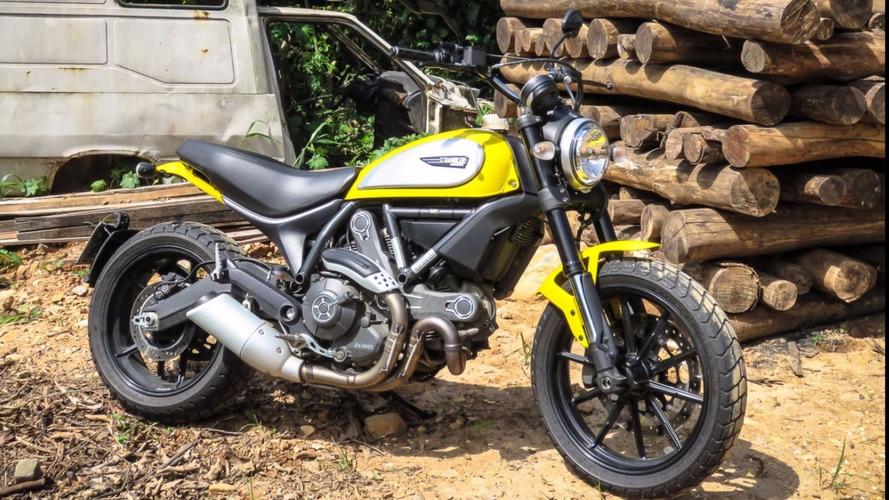 Ducati vende Scrambler Icon com seguro grátis