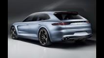 Novo Panamera: Porsche define data de estreia e versão perua