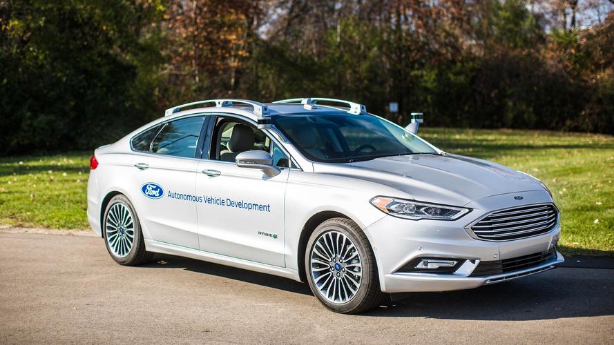 Otonom Ford Fusion yenileniyor