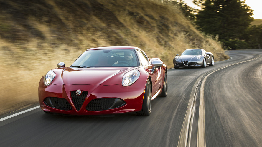 2016 alfa romeo 4c coupe photos. Black Bedroom Furniture Sets. Home Design Ideas