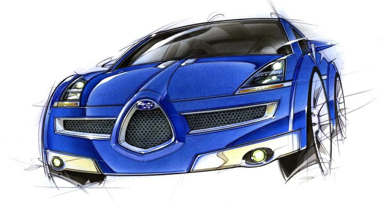2003 Subaru B11S konsepti