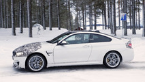 2018 BMW M4 CS spy photo