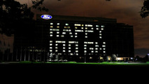 WHQ: Ford Wishes GM a Happy 100th Anniversary