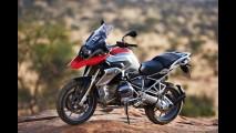 BMW R1200 GS e Yamaha MT-07 lideram vendas na Europa - veja Top 10