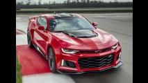 Chevrolet Camaro ZL1 2017: 649 cv de potência e inédito câmbio de 10 marchas