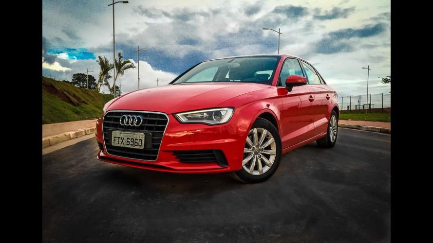 Audi anuncia taxa zero para os modelos A3, A4, A5, Q3, Q5 e TT