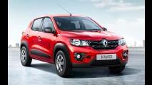 Após flagra no Brasil, Renault Kwid está sendo testado na França e na Alemanha
