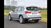 Veja como deve ficar o visual da terceira geração do BMW X3 - projeção
