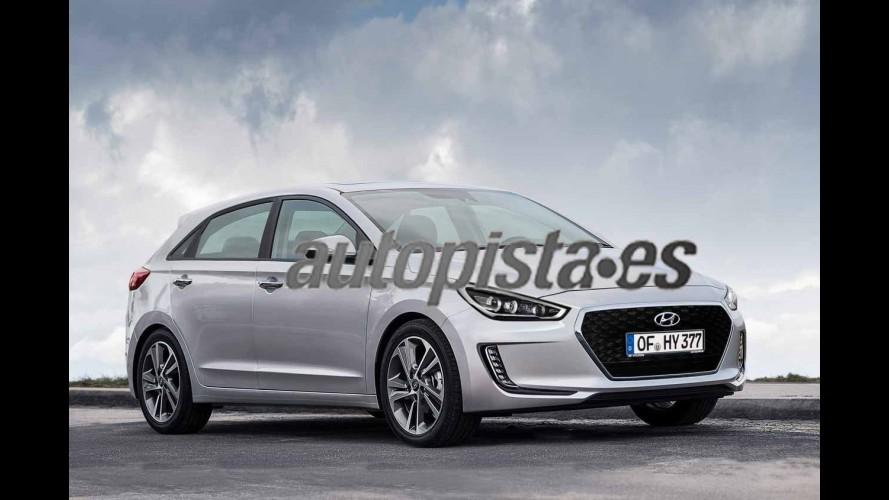 Novo Hyundai i30 2017: esta pode ser a primeira foto oficial