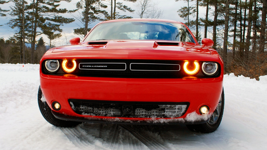 2017 Dodge Challenger GT: First Drive