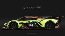 Aston Martin Liveries