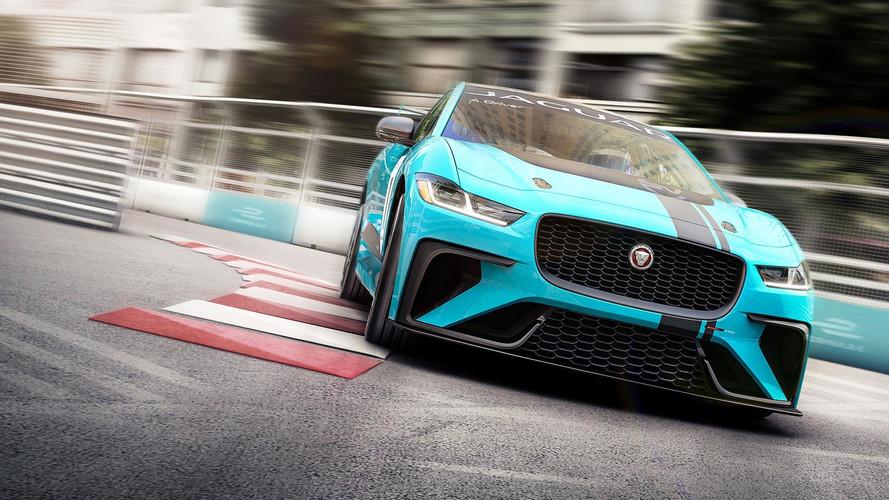 Une version plus puissante du Jaguar I-Pace ?