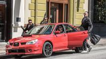 """Subaru WRX de """"Baby Driver"""" pode ser seu por US$ 40.300"""
