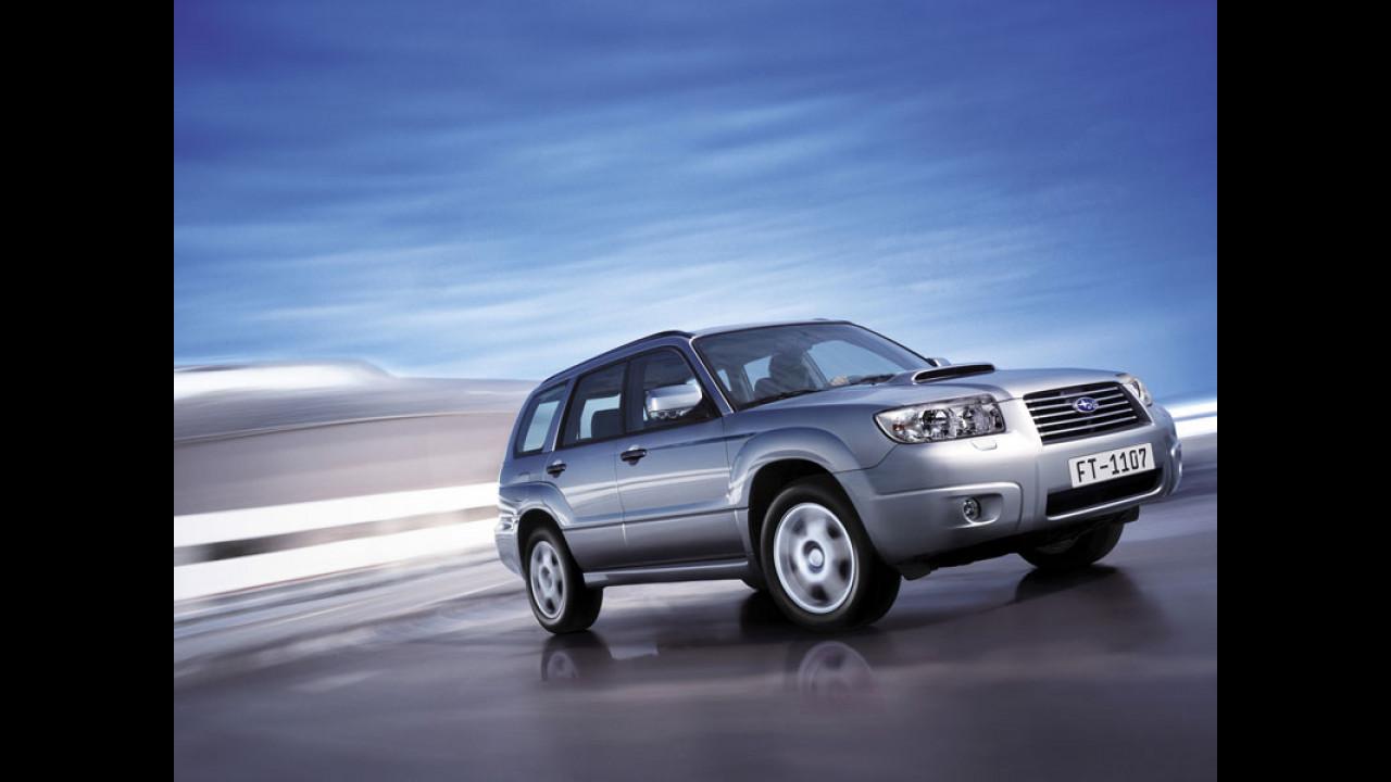 Subaru Forester 2006